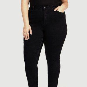 Dex # 1572867 Black Jeans size 22 (2208)